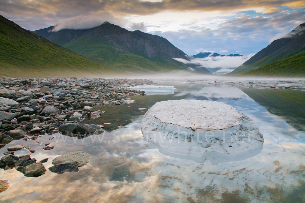 Arctic National Wildlife Refuge, Brooks Range, Alaska